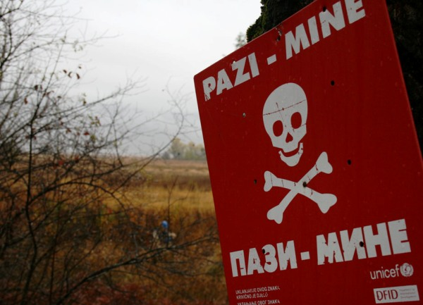 LOPARE: U eksploziji mine poginuo mladić D999c389948f9bf486d6856a2895dc70