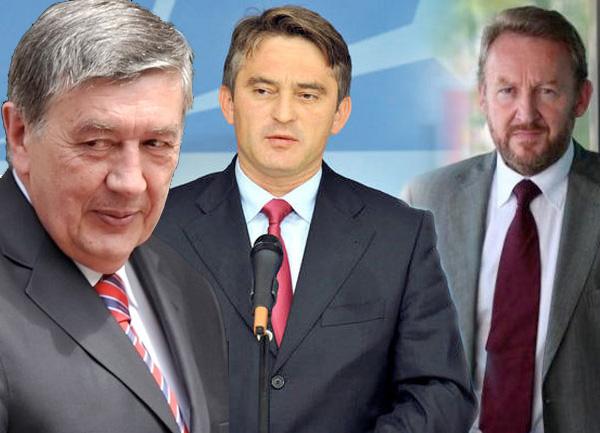 blusrcu.ba-CIK OBRADIO 92,28 POSTO LISTIĆA: Izetbegović, Komšić i Radmanović u Predsjedništvu BiH