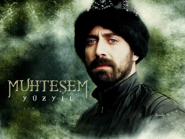 """seriji """"Veličanstveno stoljeće"""" sultan Sulejman, koji je vladao"""