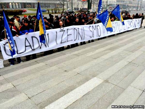 blusrcu.ba-BORCI UJEDINJENI U ZAJEDNIČKOJ MUCI I NEIMAŠTINI: 'D�aba je meni govoriti kako sam ja Srbin ako su moja djeca gladna, ako ja nemam od čega da �ivim'