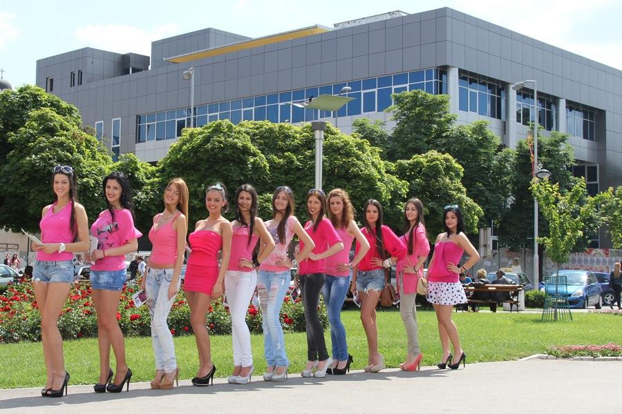 Bijeljina je domaćin izbora za Miss Republike Srpske 2012. koji će