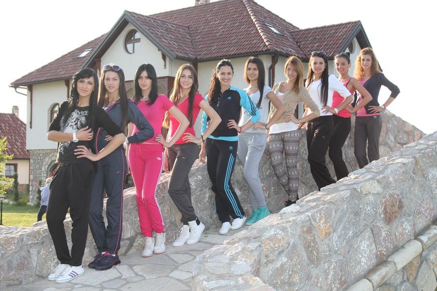 kojih 12 djevojaka stiču pravo učešća u državnom finalnom