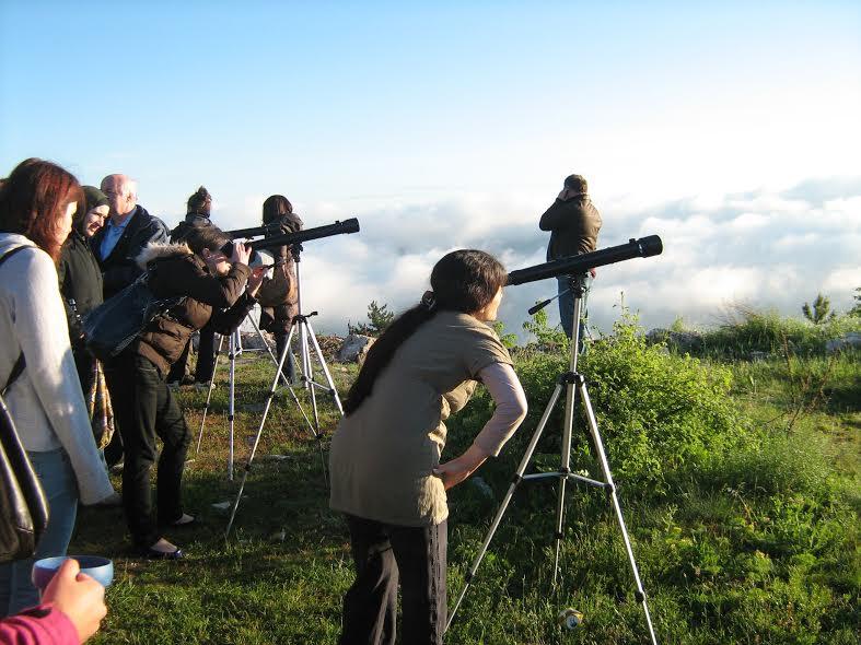 Astronomska opservatorija na Trebević‡u