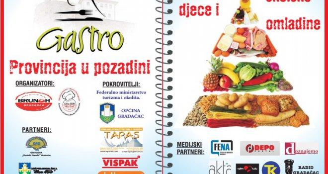 'Gastro provincija u pozadini' u Gradačcu 18. septembra